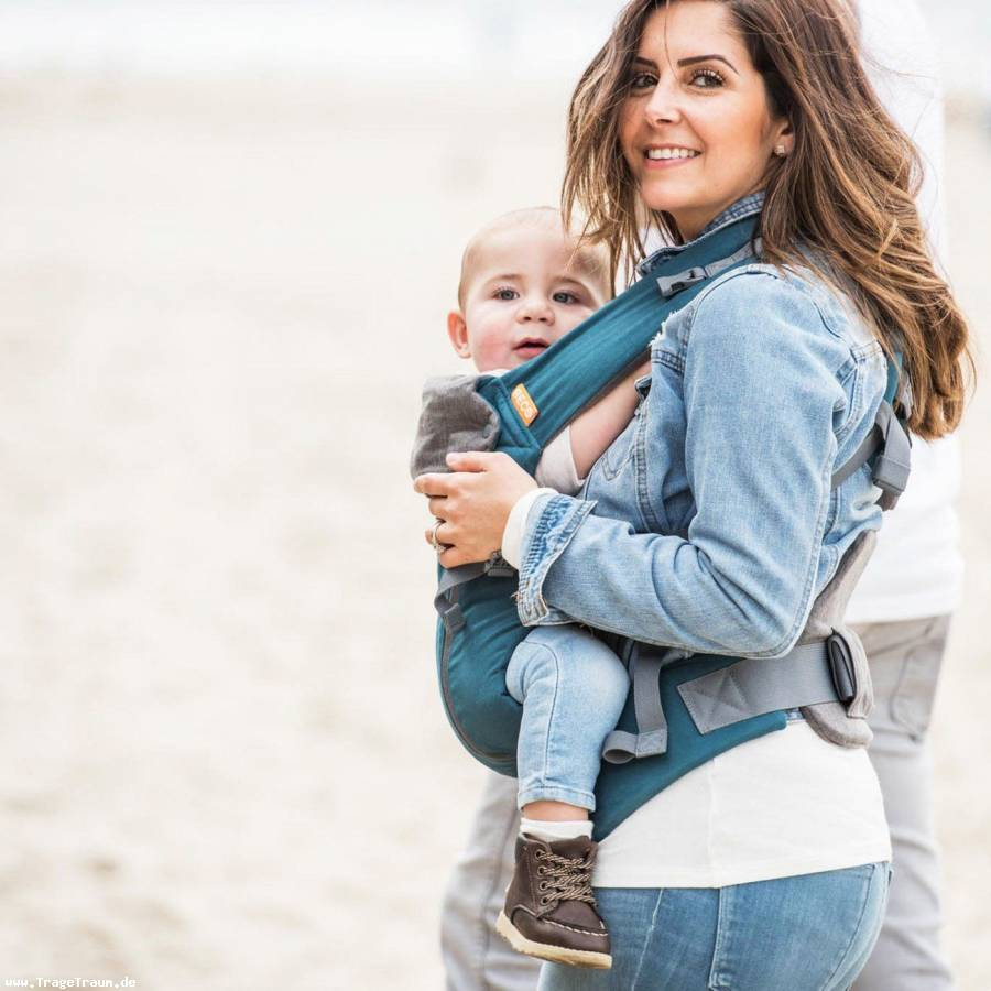 Beco 8 Baby Carrier Teal