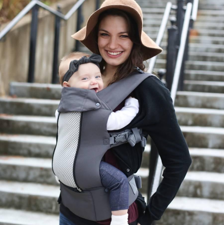 Beco 8 Baby Carrier Dark Grey