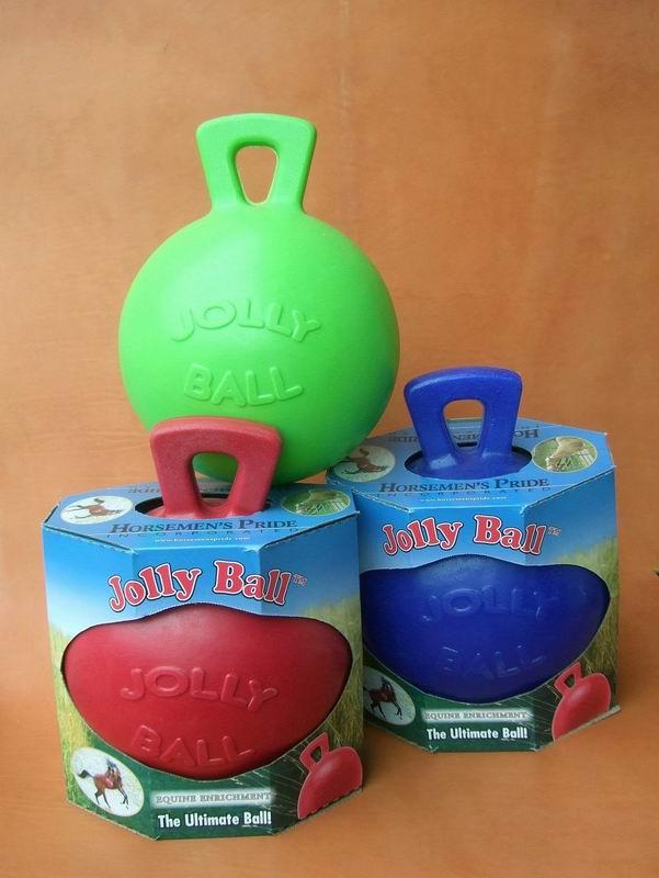 Jolly Ball blau