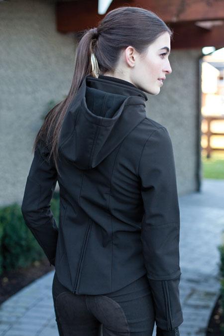 The Hunter Jacket ***Größe S, schwarz ***